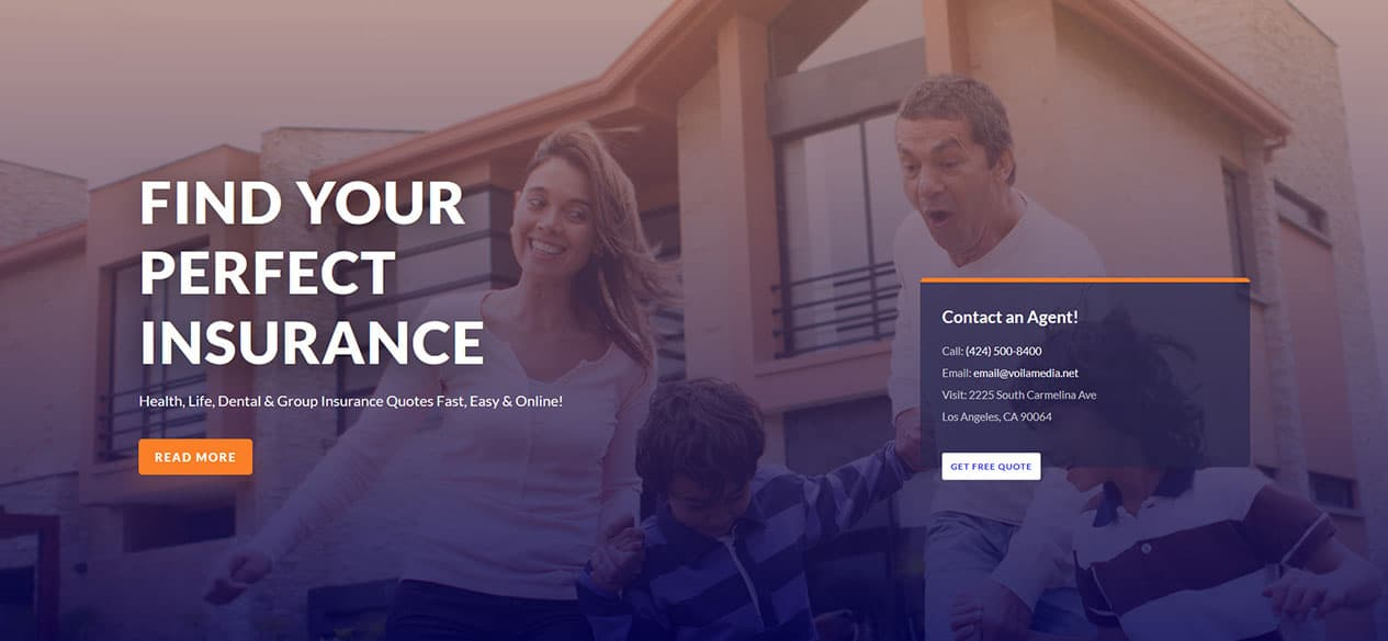 Find YouR Perfect Insurance